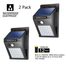Home outdoor lighting buy home outdoor lighting at best price in 20 led solar lights outdoor waterproof solar powered motion sensor light wireless security lights outside aloadofball Images