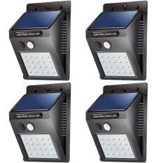Home outdoor lighting buy home outdoor lighting at best price in 20 led solar lights outdoor waterproof solar powered motion sensor light wireless security lights outside aloadofball Choice Image