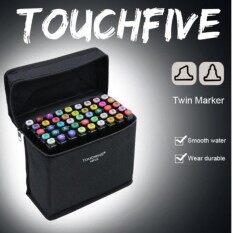 Mua 2018 Touchfive 40 Màu Bút Đánh Dấu Bộ 2 Đầu Phác Thảo Bút Lông Bàn Chải Bút Vẽ Manga Hoạt Hình Thiết Kế Nghệ Thuật Tiếp Liệu -Nhà Thiết Kế nội thất