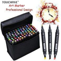 Mua 2018 Touchfive 40 Colors Pen Marker Set Dual Head Sketch Markers Brush Pen For Draw Manga Animation Design Art Supplies-students design