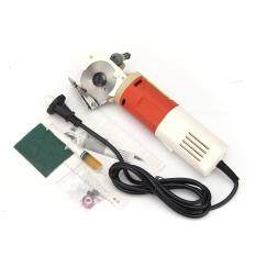 220V 150W 65mm Rotary Blade Electric Round Cloth Cutter Fabric Cutting Machine