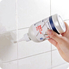 280ml Epoxy Grouts Beautiful Sealant for Floor Waterproof Mouldproof Gap Filling Agent True for Wall Porcelain (White)