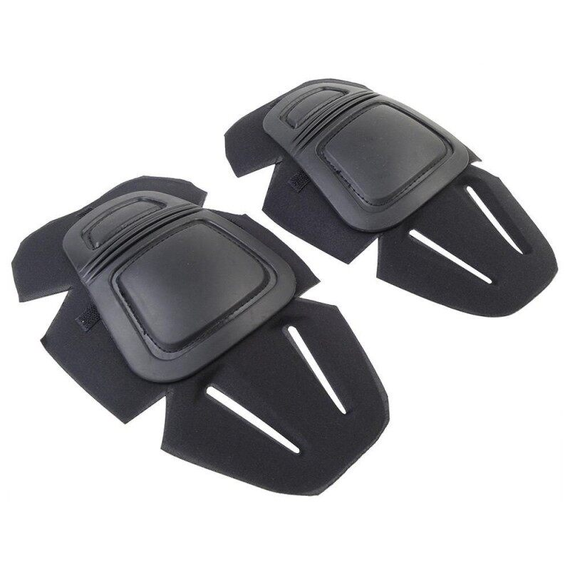 2Pcs Adult Tactical Combat Protective Pad Set Gear Military Knee Elbow Support