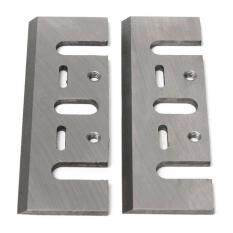 2pcs Electric Planer Spare Blades Replacement For Makita 1900b Power Tool Part By Valueshopping-Mal.