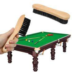 2pcs Pro Brush Cleaner & Rail Brush For Snooker Table and Rail Cleaning