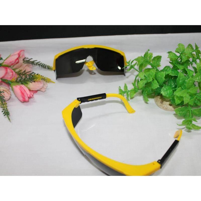 2pcs Safety Working Glasses For Welder (black)