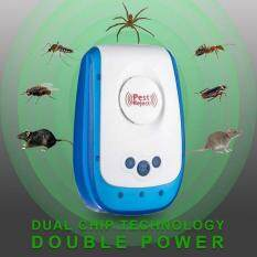 3-PACK [2018-Upgraded] Electric Insect Mosquitoes Killers Pest Control - Control Killers Rat Mosquito Mouse Insect,Non-toxic Eco-Friendly, Human & Pet Safe (US Plug) AC 90-250V