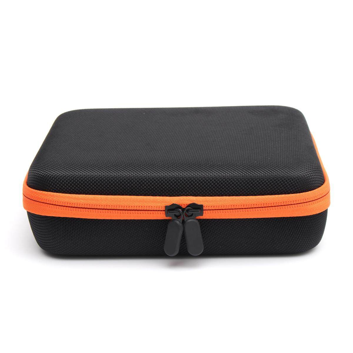 30 Bottle Essential Oil Carry Case 10ML Holder Storage Aromatherapy Hand Bag NEW # Orange - intl