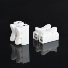 30 Pcs Electrical Cable Connectors Quick Splice Lock Wire Terminals Self Locking By Kupanny.