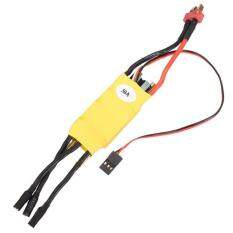 30A/50A Brushless ESC With 3A BEC For RC Car/Boat Parts