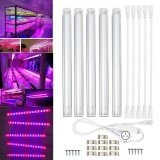 Compare Price 30Cm Full Spectrum Led Grow Light Plant Growing Lights Tubes Size Uk Plug On China