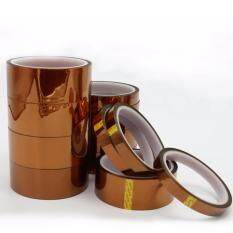 30mm X 30M Polyimide Gold  Tape Heat Tape Thermal Insulation Tape High Temperature Resistant Tape
