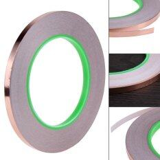33 Meters 0.6 cm Double Conductive Adhesive EMI Shielding Copper Foil Tape