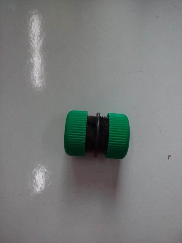 3/4 Inch Plastic Water Hose Connector Garden Water Pipe Restore Joint - intl