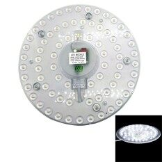 36W 72 LEDs SMD 2835 6000-6500K LED Module Lamp Bulb Panel Ceiling Light Modified Light Source, AC 220-240V (White Light)
