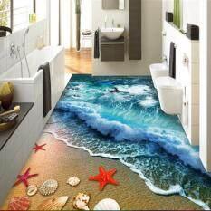 3D Floral Large Floor Mat Carpet Living Room Bedroom Non-slip Tea Table Carpet Sofa Mat Soft Bedside Footcloth Balcony Mats Tapete Yoga 80*120cm