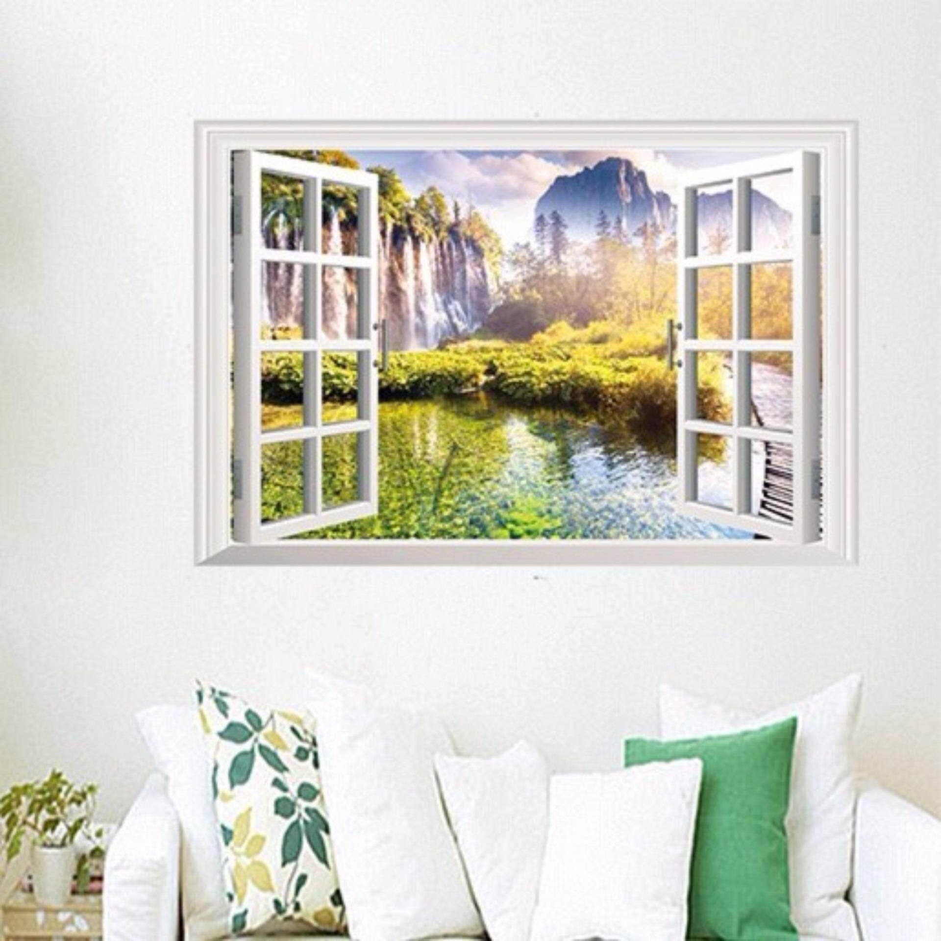 3D Removable Diy Home Decal Decor Wall Art Stickers Mural