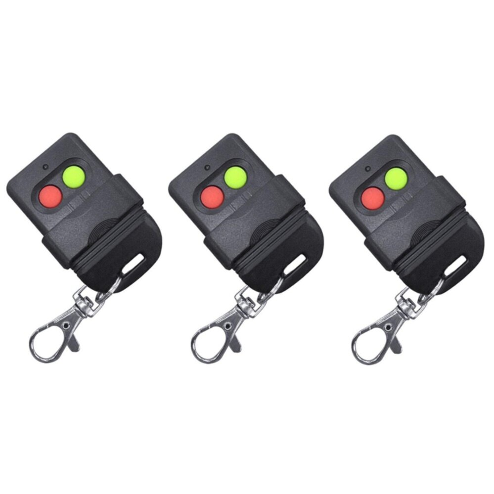 Buy 3Pcs 5326 330Mhz Singapore Malaysia Dip Switch Auto Gate Duplicate Remote Control Key Fob Intl Oem Original
