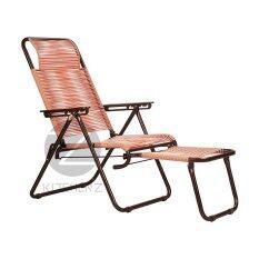 3V Lazy Chair 25mm Metal Pipe SLC704D PVC Round String   Random Colour