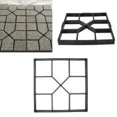 40cm Square Paving Mold Making-Road Road-Mould Cement Brick Lawn Paver Manually
