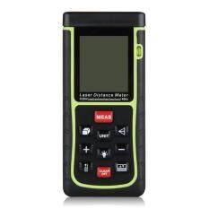40M Handheld Distance Measurer Diastimeter Digital Meter Range Finder
