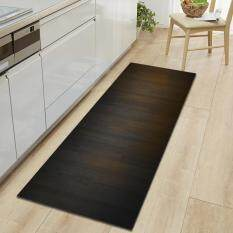 40x120cm Anti-slip Kitchen Mat Bedroom Living Room Long Floor Carpet Soft Bedside Footcloth Hallway Balcony Mats