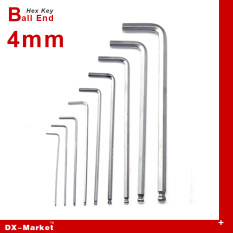 4mm , 20cps , high hardness hex key ball end tool , bikt DIY accessories allen wrench tools