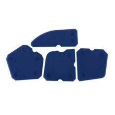 4pcs Joint Sealant Grout Remover Scraper Hand Tool Caulking Tool Kit
