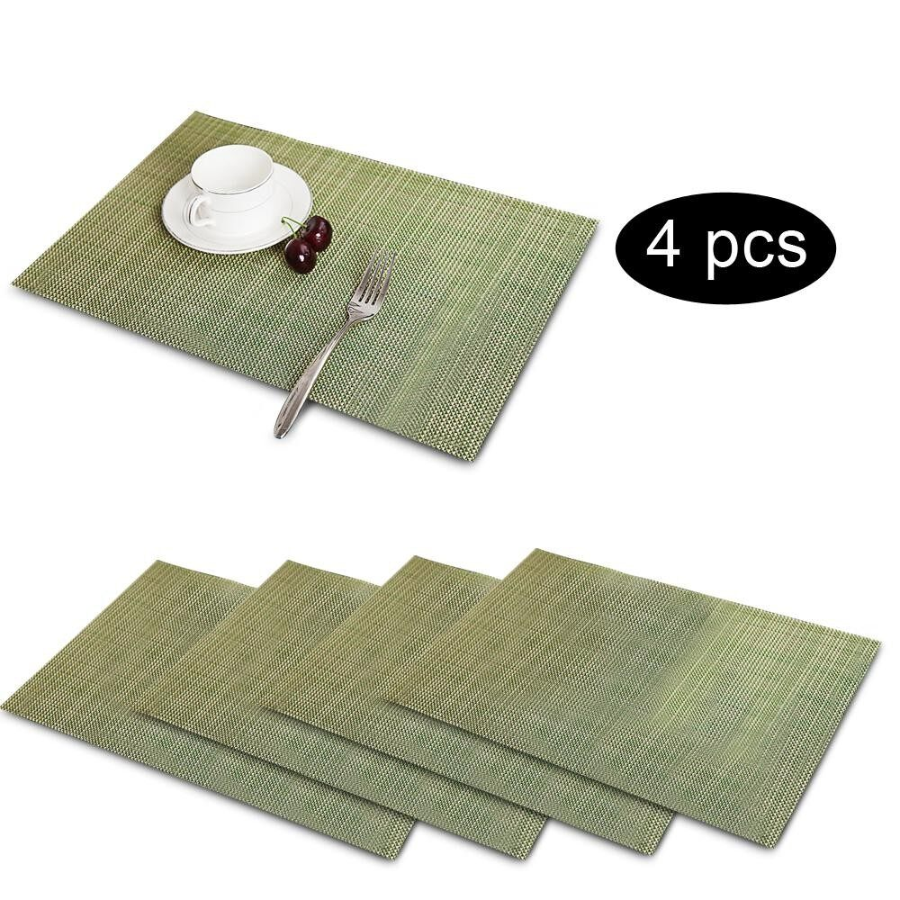 Buy Sell Cheapest Zb Wet Dry Best Quality Product Deals Goon Excellent Premium Tape Super Jumbo Xl Isi 50 4pcs Dinning Pvc Placemat Waterproof 3045cm Fast 200c Heat