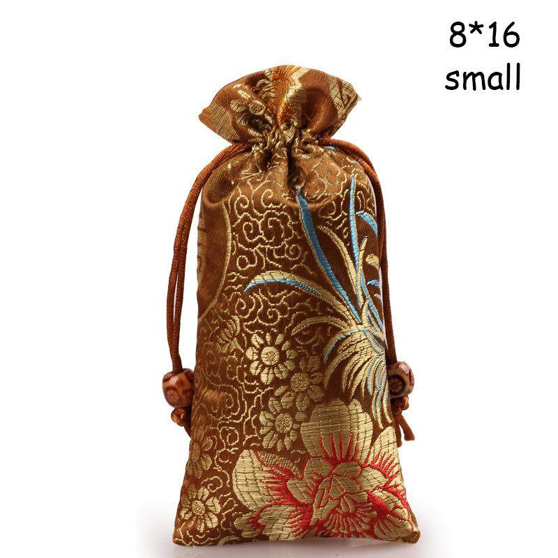 5 Kopi Berwarna Ganda-Ganda Comb-Sisir Tas-Pembungkus Hadiah Tas untuk Grosir dan Khusus terbuat-Internasional