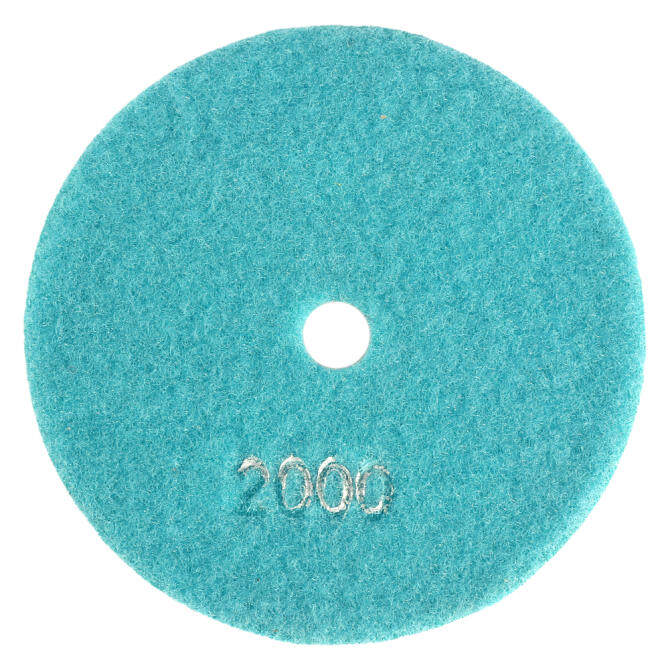 5'' inch 125mm Wet Diamond Polishing Pads Grinding Discs For Granite Concrete Marble(
