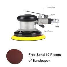 5-Inch Orbita Palm Sander for Metal Polishing  with 10000 RPM
