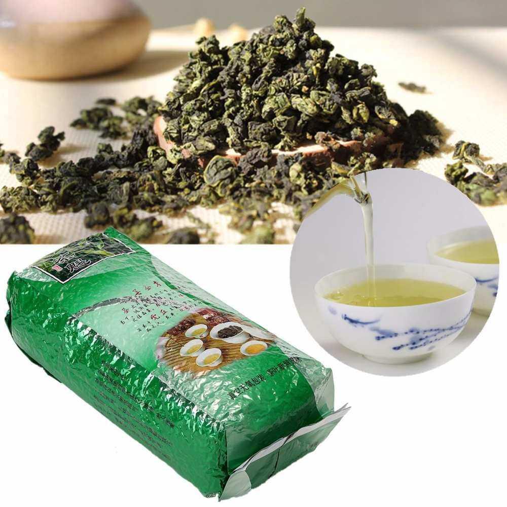500g Premium Organic FuJian Anxi Tie Yin Chinese Green Vacuum-packed Guan Oolong Tea