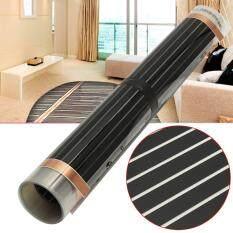 50cmx2m Electric Home Floor Infrared Underfloor 220V Heating Warm Film Mat 60°C