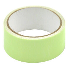 5M Long Glow Fluorescent Luminous Tapes Sticker Self-adhesive Warning Stripes Glow in The Dark Emergency Night Safety Tape Green