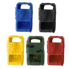 5pcs Two Way Radio Rubber Protection Soft Case