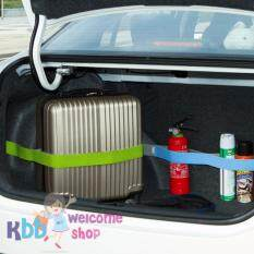 60cm Car trunk storage Tape sticks Velcro debris fixed straps