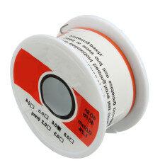 60sn 40pb 0.6mm Tin Lead Rosin Core Solder Soldering Wire Tools 50g Flux:1.2%