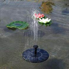 7V/1.4W Solar Water Panel Power Fountain Pump Kit Pool Garden Pond Watering