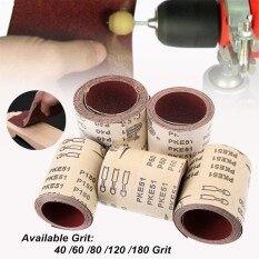 80 Grit Silverline 5m Aluminium Oxide Sanding Roll 40-180 Grit Sand Paper Abrasive Wood