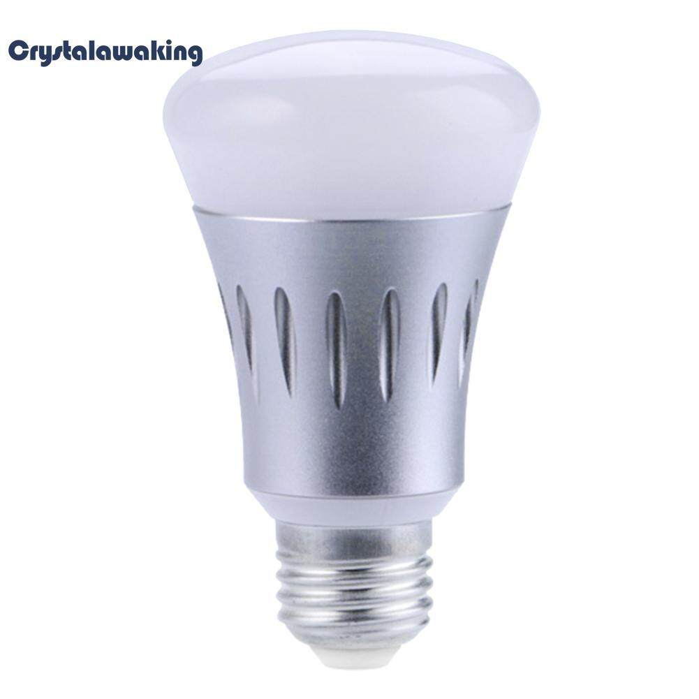 Latest 85 265V E27 Rgb Light Color Change Dimmable Wifi Smart App Remote Control Led Bulb Light Intl