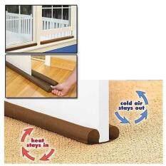 Charmant 90CM Twin Draft Guard Door Window Air Dust Stopper Energy Saving Door  Stopper