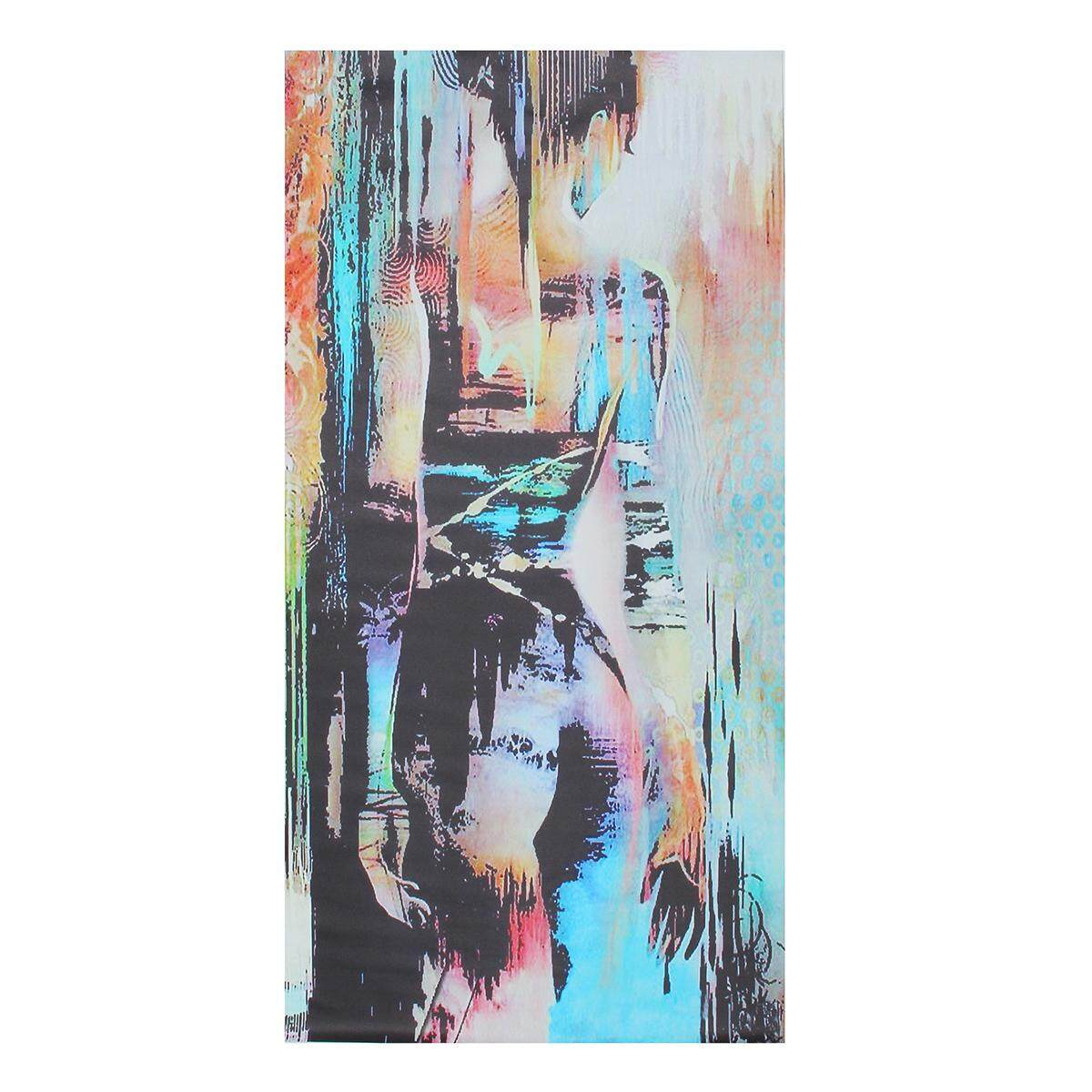 Abstract Art Woman Girl Back Canvas Oil Print Painting Picture Home Wall Decor # Unframed - intl