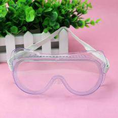 AC New Useful Safety Vented Goggles Eye Protection Lab Protective Glasses Clear