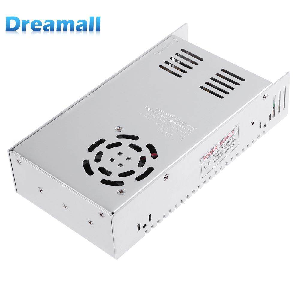 Sales Price Ac110 240V To Dc12V 30A 360W Switch Power Supply For Led Strip Light Switch Intl