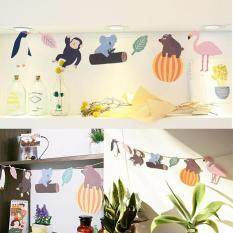 Acelit Animals Garlands Paper Bunting Flags Banners Party Home Garden Decor Decoration By Acelit.