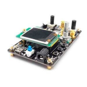 AD9851 module DDS function signal generator to send the