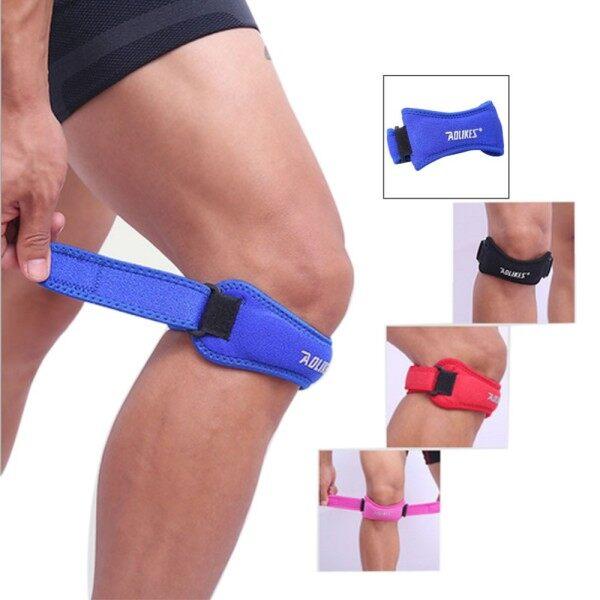 Có thể điều chỉnh bảo vệ đầu gối hỗ trợ đầu gối Pads Patella Protector Belt thể thao đầu gối Brace Strap nhạc chân hỗ trợ Brace Guard Pad