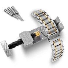 Adjustable Watch Band Strap Bracelet Link Pin Remover Repair Tool Kit