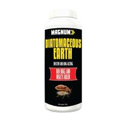 All Natural Diatomaceous Earth (DE), Magnum Bed Bug and Insect Killer - 80 gram